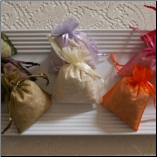 Essential Oil Sachets