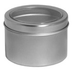 4 ounce candle travel tin